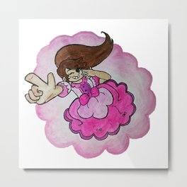 Princess Marco Metal Print