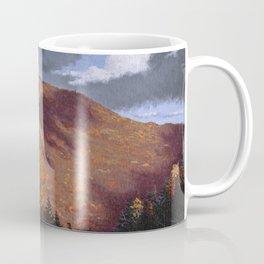 Passing storm, Thacher Park, Albany Coffee Mug