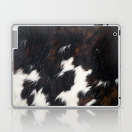 Cowhide Texture Laptop & iPad Skin