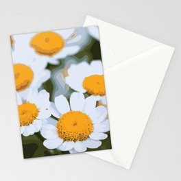 Sweet Summer Flower Patch Stationery Cards