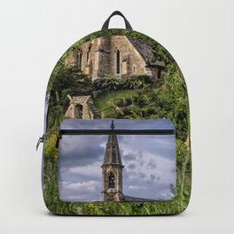 The Church at Clifton Hampden Backpack