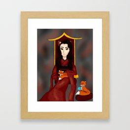 Kamisama Kira Framed Art Print