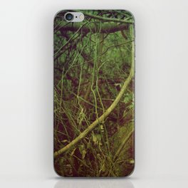 Tangle iPhone Skin