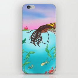 Searching for Prince Charming iPhone Skin