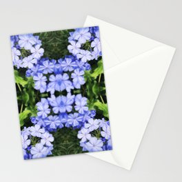 Plumbago I Stationery Cards