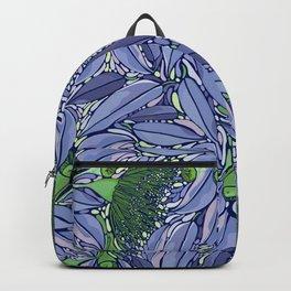 Summer Wildflower Pattern Backpack