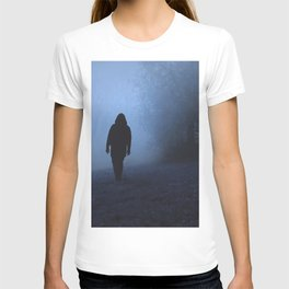 Walk into this void T-shirt