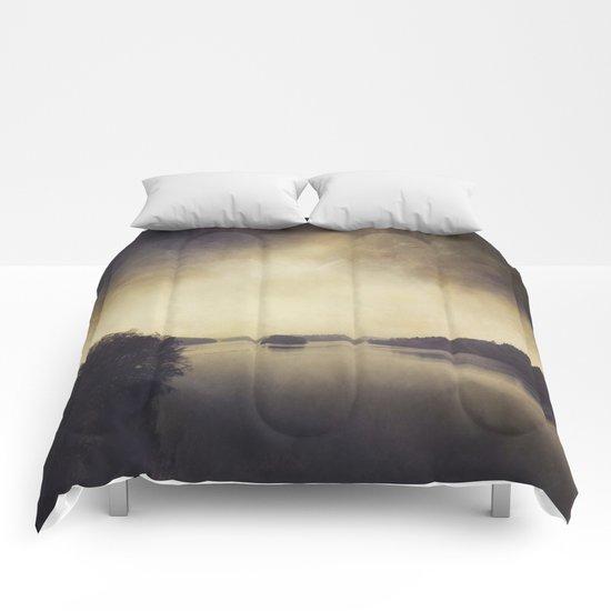 Quiet Water Comforters