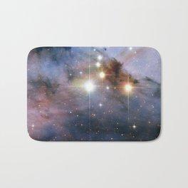 Colossal stars Bath Mat
