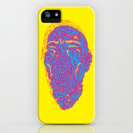 CMY Head Collection - P3 iPhone Case