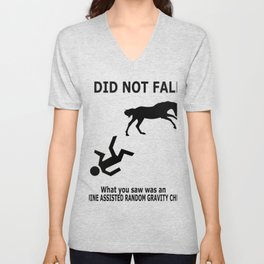 Funny Horse shirt for women. Horse lover t shirt. Equestrian apparel. Unisex V-Neck