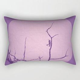 Grasshopper Moon Rectangular Pillow