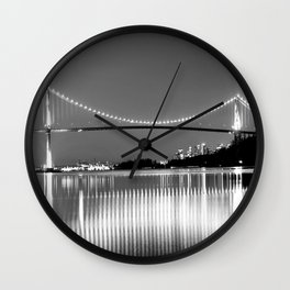 Lions Gate Wall Clock