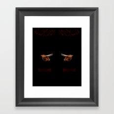 Bull #1 Framed Art Print
