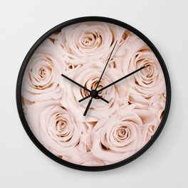 Love me Blind Wall Clock