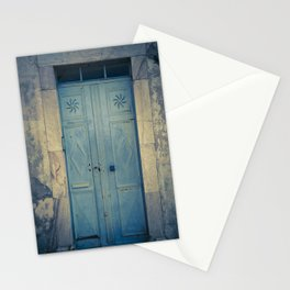 Blue Door II Stationery Cards
