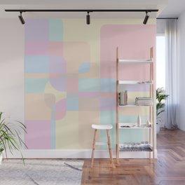 Futuristic Vibes Wall Mural