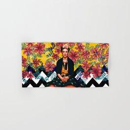 Frida Tropical Hand & Bath Towel