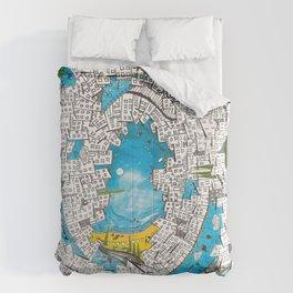Velvet Chaos Comforters