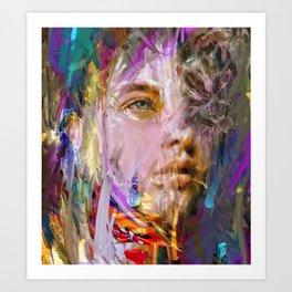 Ode Art Print