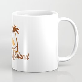 Dauphin Island - Alabama. Coffee Mug