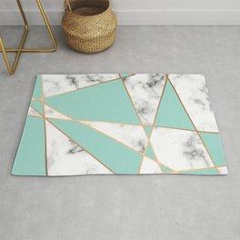 Marble Geometry 055 Rug