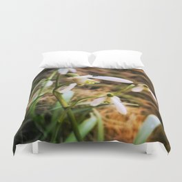 fragile Duvet Cover