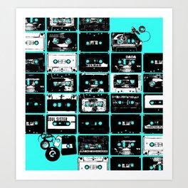 CKAS01 Art Print