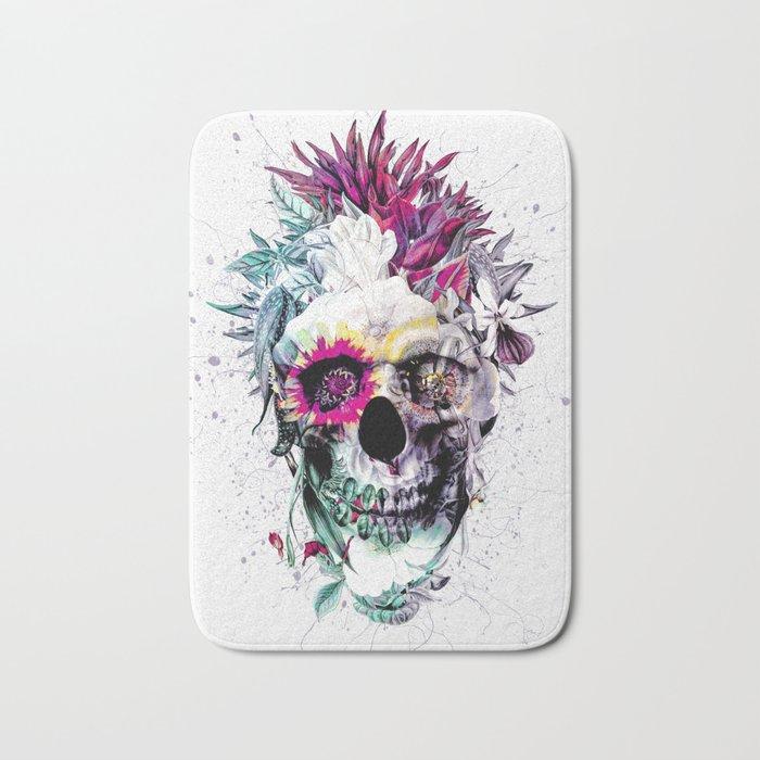 Skull Punk IV Bath Mat