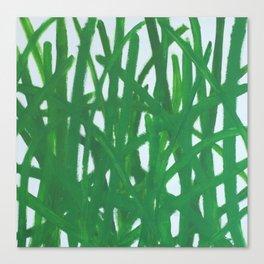 grasses Canvas Print
