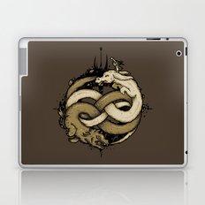 NEVERENDING FIGHT Laptop & iPad Skin