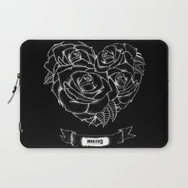 """Like roses, we blossom and die""- BMTH Laptop Sleeve"