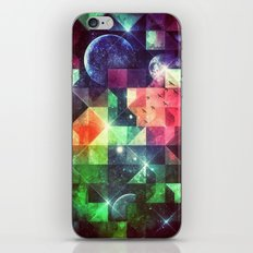 lykyfyll iPhone & iPod Skin