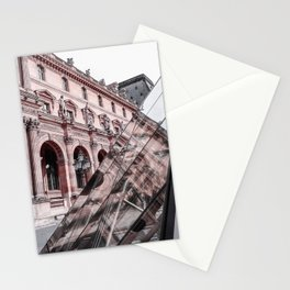 Paris In Pink Stationery Cards