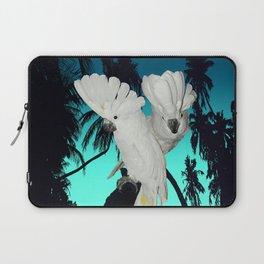 Cockatoo Bird at Sunset A314 Laptop Sleeve