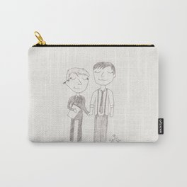 Stucky - the first day of art school Carry-All Pouch