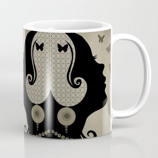 madame butterfly (II) Mug