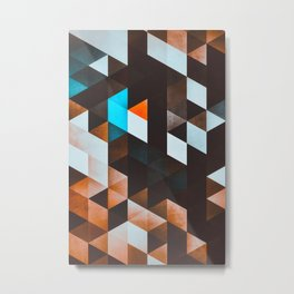 ydd_yvyn Metal Print