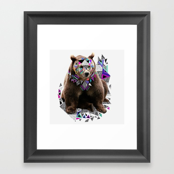 ▲HONAW▲ Framed Art Print