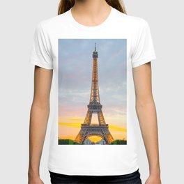 le tour eiffel T-shirt