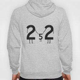 2 + 2 = 5 Hoody