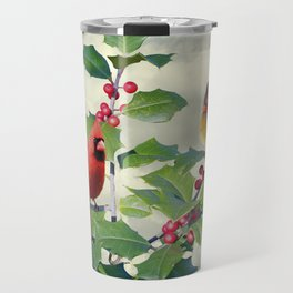 Spade's Cardinals Travel Mug