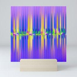 Seismic Shift Dusk Mini Art Print
