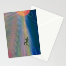 reach out and touch confidence Stationery Cards