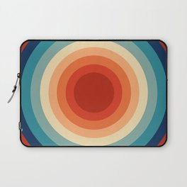 Concentric Circles #1 Laptop Sleeve