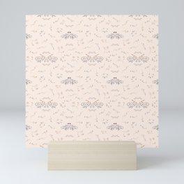 Autumn Splendour pattern 5 Mini Art Print