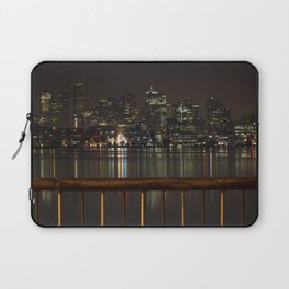 Seattle Lights Laptop Sleeve