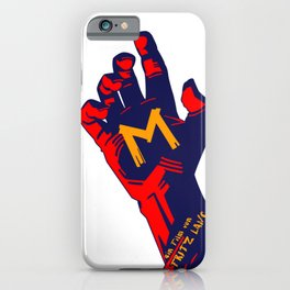 M. Fritz Lang iPhone Case