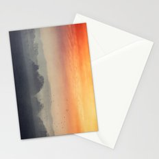 I burn for you Stationery Cards