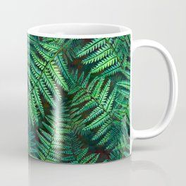 Among the Fern in the Forest Coffee Mug